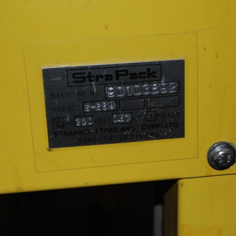 Reggiatrice semiautomatica usata