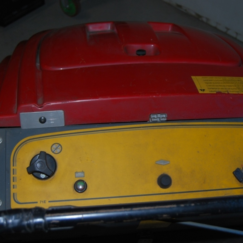 Spazzatrice Gioia 1 usata